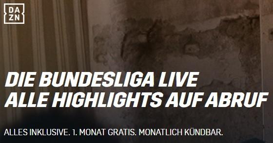 Dazn Bundesliga Live